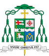 Bishop Serratelli's Crest